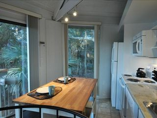 Forest Beach house photo - Granite counters, butcher block island