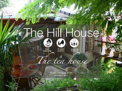 The Hill House: gorgeous, 18mins away from Paris