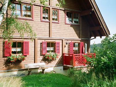 35 km from Dresden, 5 star holiday apartments in organic cabin