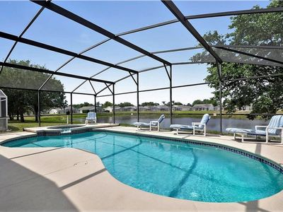 Water View/No Close Rear Neighbors/Close To Highways And Attractions In Disney