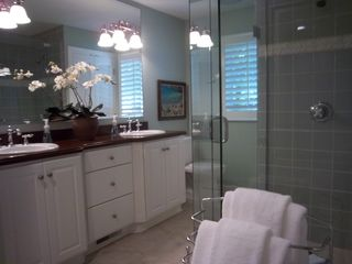 Saugatuck / Douglas cottage photo - Master Bath