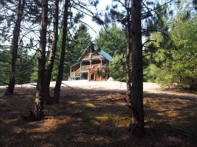 Back-to-Nature Cabin in the Adirondack foothills
