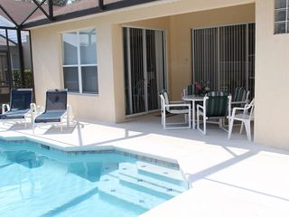 Windsor Palms house photo - Relaxing Pool with Lanai