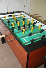 Lincoln City house photo - Foosball