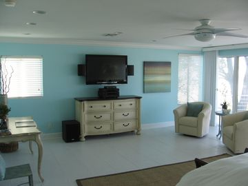 Sitting area of Master Bedroom