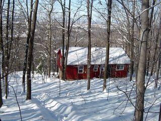 Harpers Ferry cabin photo - beautiful in winter too!