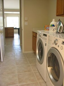 Brand New Appliances - Stainless Steel Kitchen Appliances- Separate Laundry Room