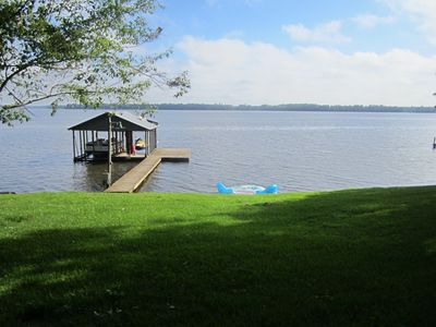 Great Listing On Beautiful Lake Blackshear! Sleeps 10