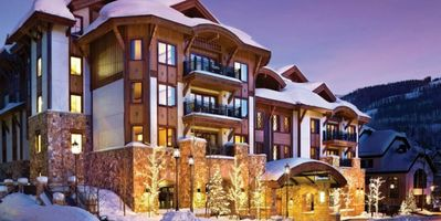 Luxury Accommodations with 5-star amenities at The Sebastian Vail Village!
