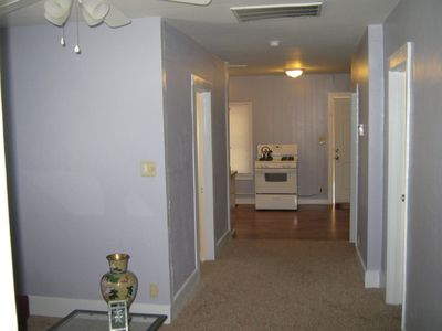 Clearwater apartment rental - Hallway
