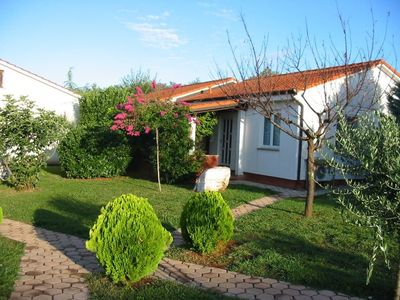 image for Holiday house with swimming pool and air conditioning