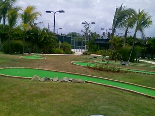 Loiza villa photo - Mini Golf & Tennis Court