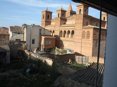 Newly restored and beautiful views mudejar church house and saw Armantes