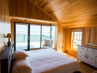 Kennebunkport cottage photo - Master suite south