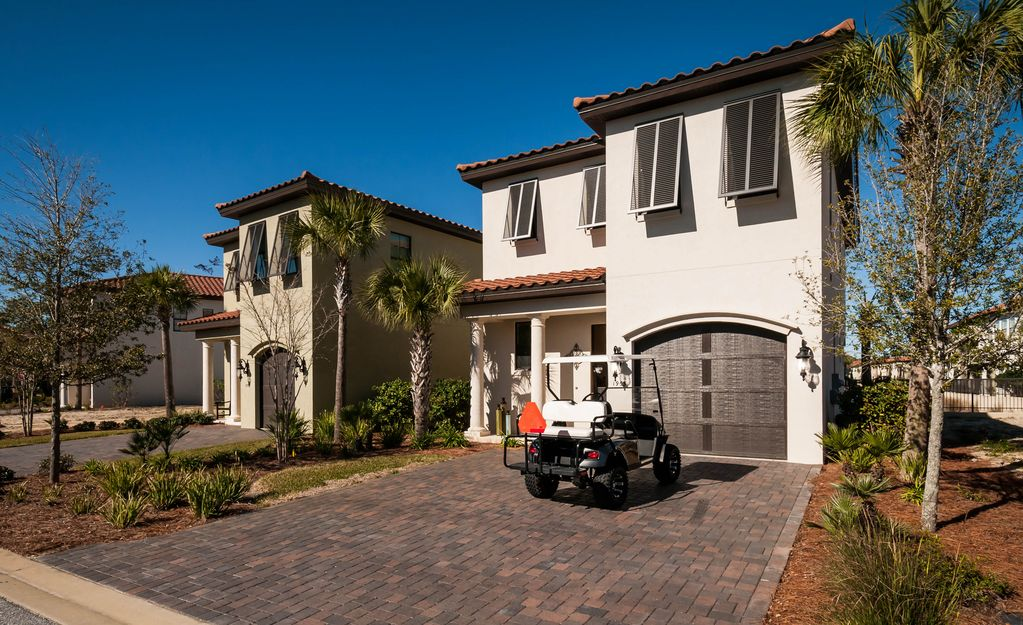 Villa Lago At Sandestin 174 W Golf Cart Free Vrbo