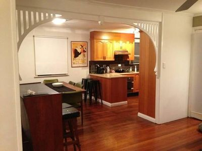 Self contained, comfortable, retro style - 7 km from the Brisbane CBD