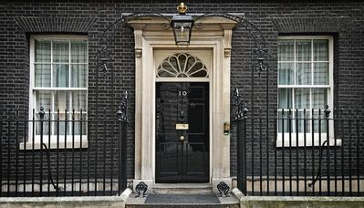 10 Downing Street (the Prime Ministers Home) is in the same neighborhood.