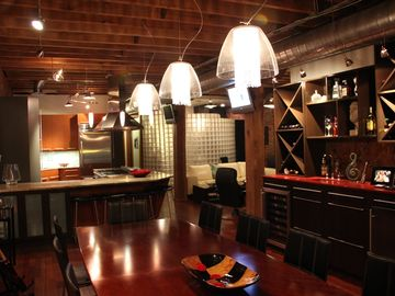 Dining Room & wetbar