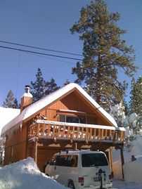 Peter Pan house rental - COZY CABIN W/ DIRECT ENTRY GARAGE AND WASHER AND DRYER!