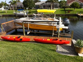Cape Coral villa photo - 2 kayaks