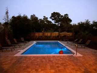 Destin house photo - 30' X 15' Large Private Heated Pool