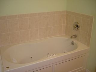 Bradenton house photo - Jacuzzi tub in master bath