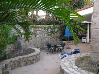Cabo San Lucas condo photo - Private back patio, read, relax, BBQ, catch some sun, all in your own patio.