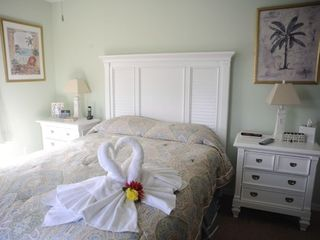 Sandy Ridge house photo - The Cape May Master Room features Full Bath, LCD TV