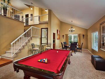 Kierland Scottsdale house rental - Fun! Pool table - Open floor plan! High Ceilings!