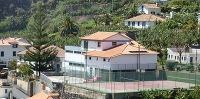 Ponto do Sol apartment rental - Panoramic View of the Area/Villa