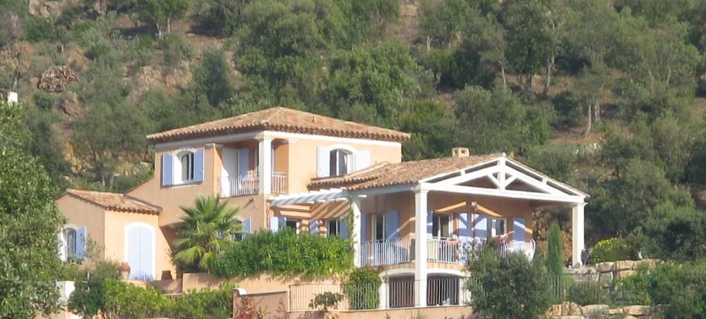 Air-conditioned accommodation, 140 square meters , Sainte-maxime