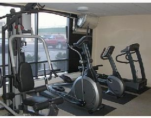 Old Orchard Beach condo photo - Fitness Room