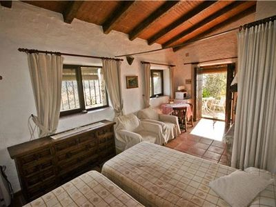 Cottage for 2 people, with swimming pool, in Málaga