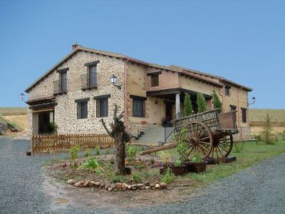 Galinduste farmhouse rental