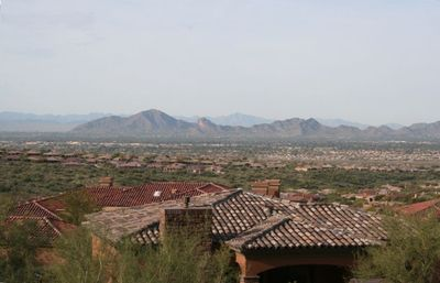 Scottsdale Ranch house rental - City Mountain Views