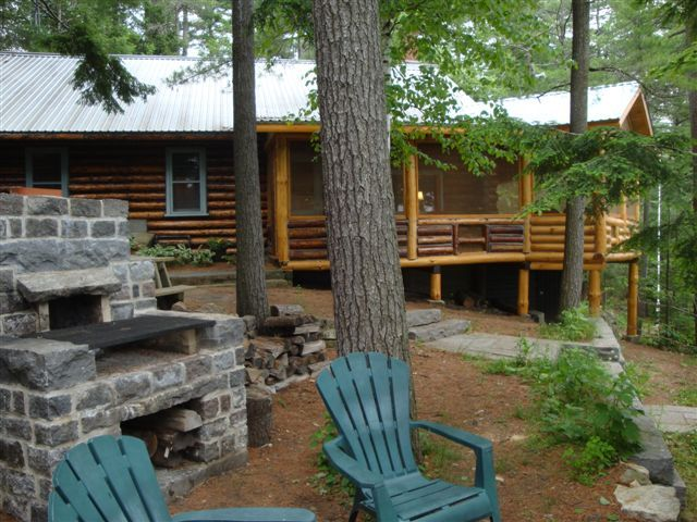 Double Cottage Estate in the Rideau Lakes Region of Ontario
