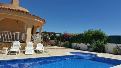 A Beautiful Family Owned Villa With Garden And Pool