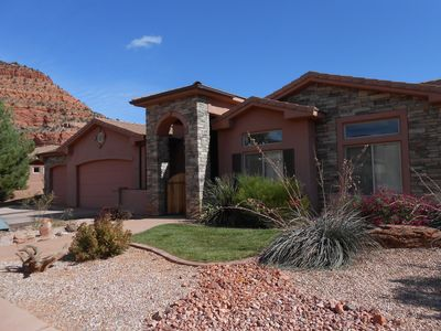 Kanab Vacation Rental - VRBO 504645 - 3 BR UT House, Beautiful ...