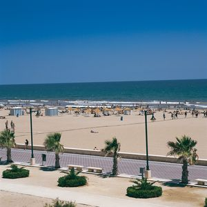 Apartment 3 bedrooms, 6 people for rent in Valencia, Spain
