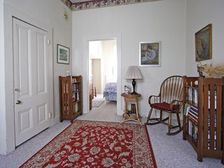 Pacific Grove cottage photo - The library - a writer/reader paradise