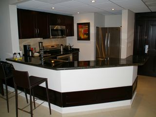 Playa Cofresi condo photo - Large Kitchen
