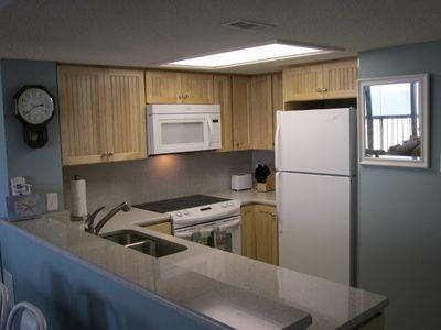 Kitchen with Silestone Counters