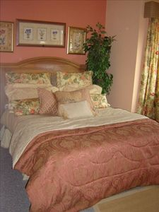 Bushkill house rental - Master Bedroom