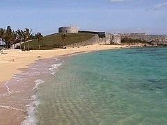 Bermuda house rental - St. Catherine's Beach, St. George's - 15 to 20 minutes walk from Taylor House