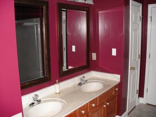 Atlanta house photo - Master bath dual sinks