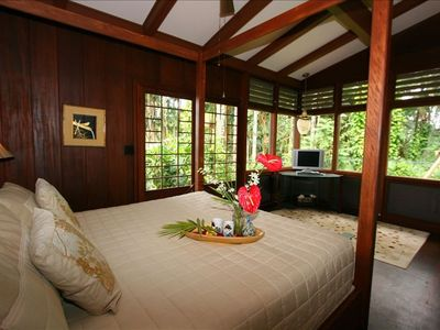 Incredible Master Suite with Canopy Bed
