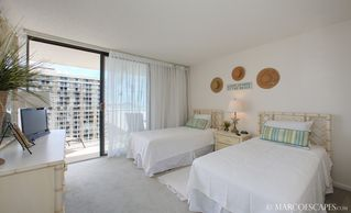 Vacation Homes in Marco Island condo photo - Clean Second Suite with Walkout to Balcony, HDTV