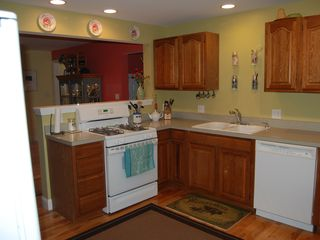 Casco house photo - Large Kitchen