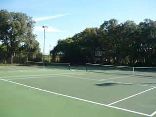 Emerald Island villa photo - tennis court