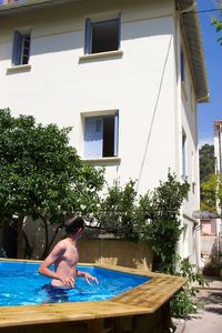 Holiday house, close to the beach, Amélie, Languedoc-Roussillon
